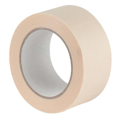 1 roll x 50m MASKING TAPE Tape 50mm 2""