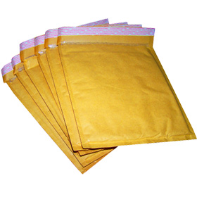 100x Gold Padded Envelopes Gold 230x320mm JL-4 /G