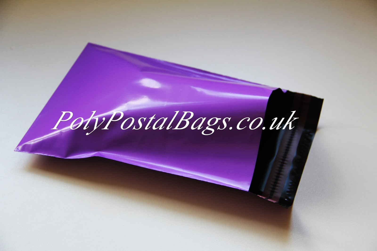 "1000x Violet-Purple Mailing Bags 6.5x9"" - 165x230mm +Lip"