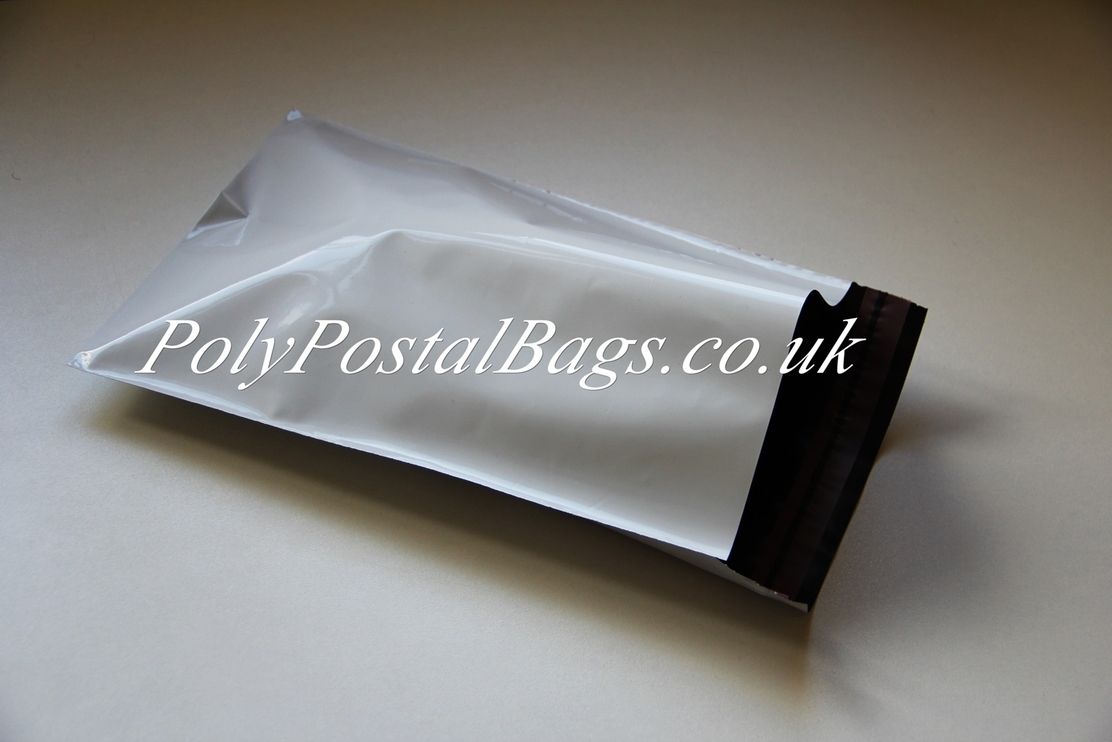 "500x White Mailing Bags 7x9"" - 170x230mm +Lip"
